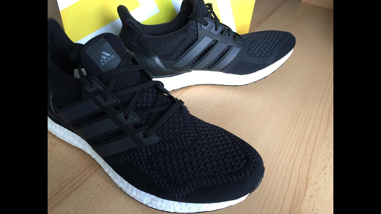 Adidas Ultra Boost Black 1.0