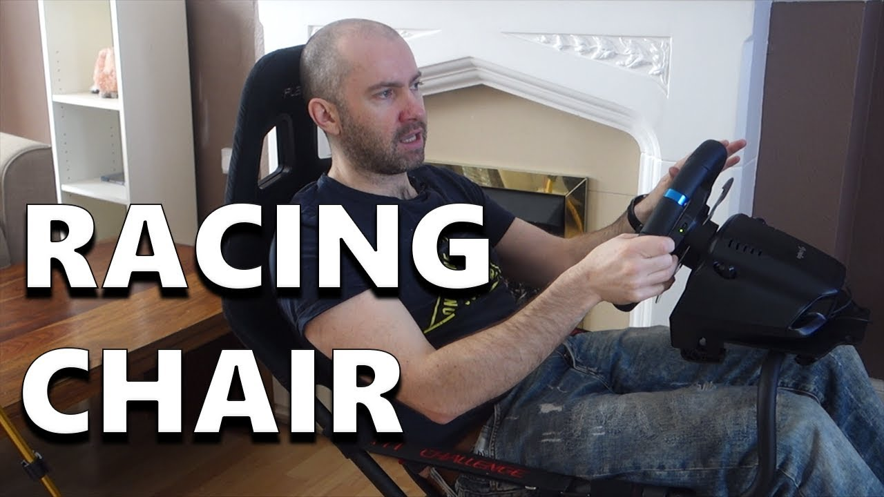 Playseat Challenge - The Foldable Driving Chair That's Affordable