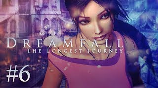 Dreamfall: The Longest Journey Part 6 - SOLID SNAKE (Story Adventure)