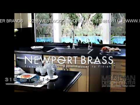 Newport Brass Los Angeles - Meridian Design Center