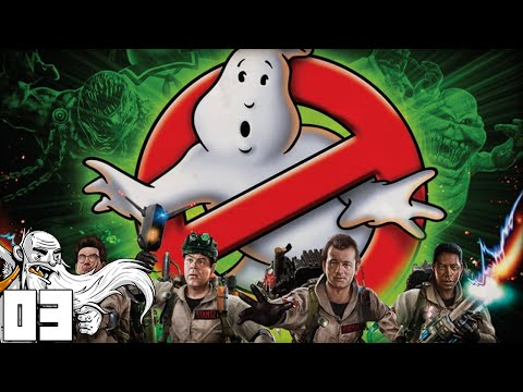 GHOSTBUSTERS: The Video Game!!!  Part 3 - 1080p HD PC Gameplay Walkthrough