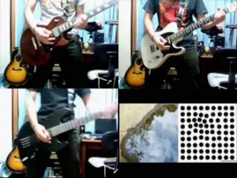 9mm Parabellum Bullet「sector」Guitar&Bass cover