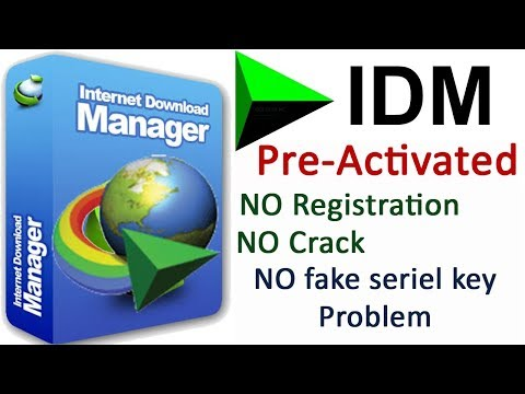 IDM Crack Patch (Preactivated) latest IDM Free Download