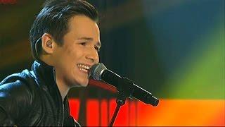 André Zuniga - Here I Come/Från Och Med Du - Idol Sverige (TV4)