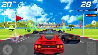 Jogos de Carros Para Crianças - Horizon Chase - Carros de Corrida