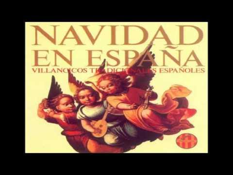 Navidad en España  - Villancicos tradicionales españoles.