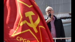 Labour becomes full Communist