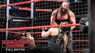 Download lagu FULL MATCH - Men's Elimination Chamber Match: WWE Elimination Chamber 2018