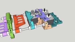 Видео инструкция по сборке 3D принтера MC3 stealth. Часть 2