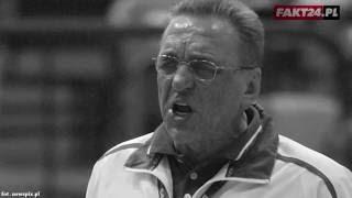 Wspomnienia wielkiego trenera Andrzeja Niemczyka