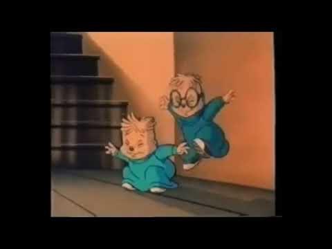 Alvin and The Chipmunks - Michael Jackson Dancing