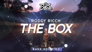 Roddy Ricch ‒ The Box 🔊 [Bass Boosted]