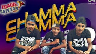 Chamma Chamma(remix) Lyrics - China Gate  dance choreography by Rajdeep Das / Harshit rock n2018-201