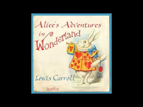 Faster Story Book for Children: Lewis Carroll's Alice in Wonderland. Chapter 2 — The Pool of Tears