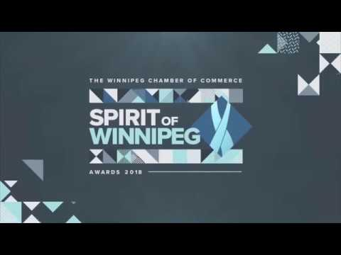 Spirit of Winnipeg Environment & Energy 2018 - Award Winner