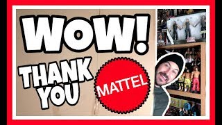 📦 Unboxing 📦 SURPRISE WWE PACKAGE FROM MATTEL