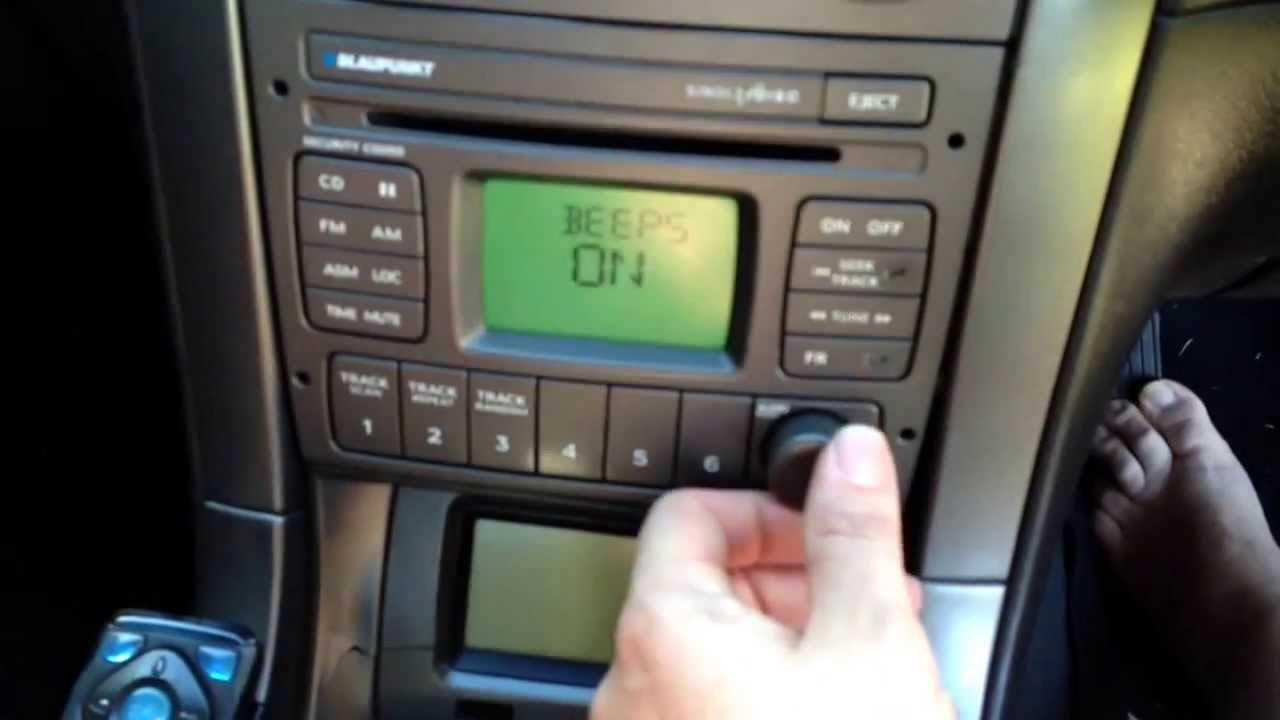 Car Radio Wiring