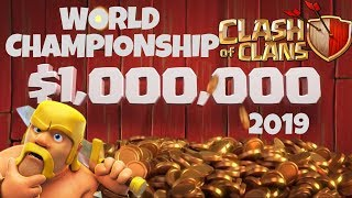 Prepare for the World Championships in 2019 - Clash of Clans
