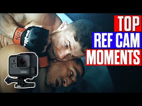 TOP REF CAM MOMENTS IN PFL