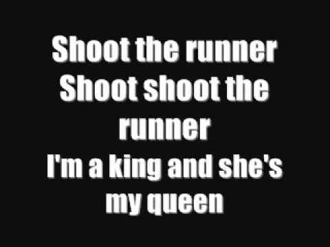 kasabian - shoot the runner lyrics