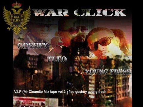VIP remix war click mr dinamite mix tape