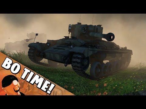 War Thunder Valentine Mk Xi Valentine Flank Youtube