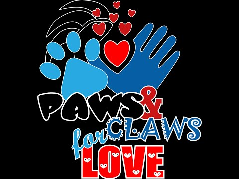 Paws and Claws for love - debut show |