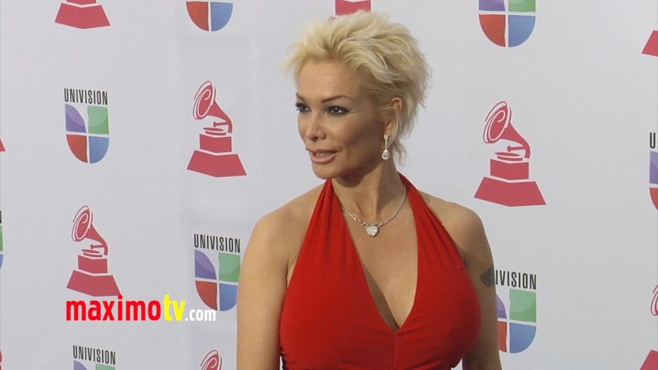 Marisela: Marisela XIII Latin Grammy Awards Alfombra Verde ARRIVALS