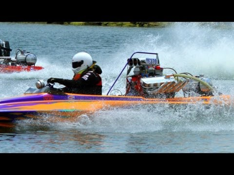 "Drag-boats Raw Sound 30mins ""SDBA Austin Nationals"""