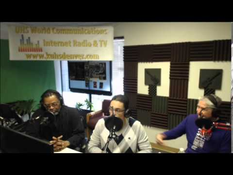 Stephan Wilburn Live Interview KUHS/Radio/TV2