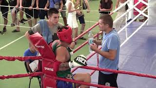 Stepin Stefan UKR   Turan Huseyin Bahadir TUR final 81 kg