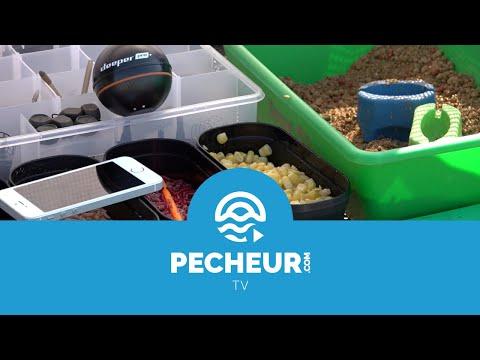 Comment utiliser le DEEPER Pro+ pour la pêche au Coup ? Tutoriel Pecheur.com