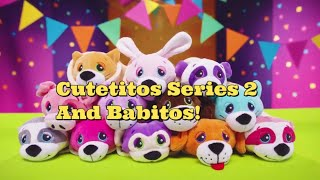 Unboxing Cutetitos Series 2 And Babitios! 🙉
