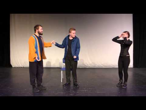 Level 3 Acting - Shakespeare