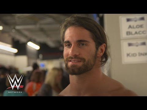 WWE Network: Was Seth Rollins nervous for his first WrestleMania?