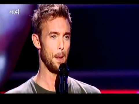 The Voice Of Holland - Charly Luske - Blind Audition