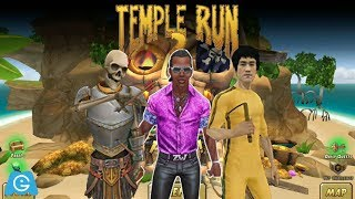 iGameMix😀TEMPLE RUN 2 PIRATE COVE HD Fullscreen✅SirMontague,ZackeWonder Romeo,BruceLee Tracksuit*Ga
