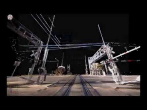 Rail Mapping with Mobile LiDAR by Surveying Solutions, Inc.