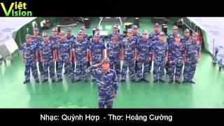 Ca khúc Viet vision - Tổ quốc nơi đầu sóng