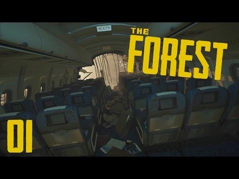 BIENVENUE CHEZ LES CANNIBALES ! | The Forest ! #Ep1