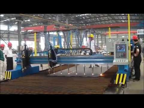 Box beam fabrication line,box beam production line,box beam welding line