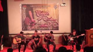 Hòa Tấu: Gặp Nhau Giữa Rừng Mơ | CLB Guitar HVAN (Guitar Show Chuyện Tháng Năm)