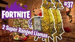 Give Me My Tik-ees | Super Ranged Llamas | Fortnite #37