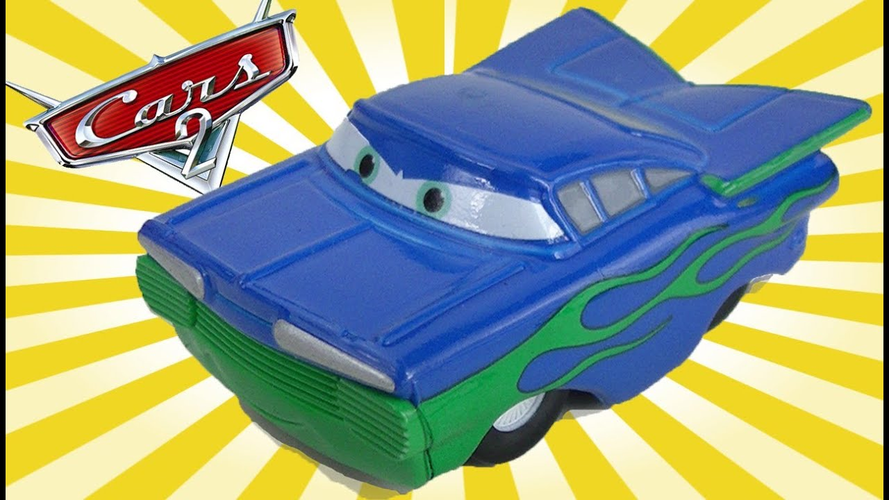 Disney Cars Ramone Paint Shop