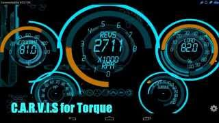 C.A.R.V.I.S. Android Jarvis for your Car!!  For Torque.