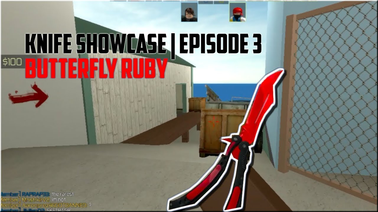 BUTTERFLY KNIFE RUBY!?!?!?!?!!!!! MY BIGGEST UNBOXING EVER