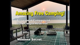 Free Camping in Montana