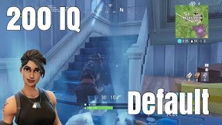 "Default does 200 IQ with "" New '' Freeze trap in Fortnite Battle Royale"