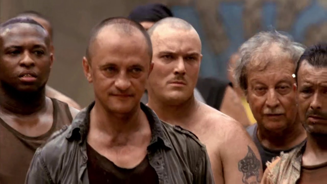 Download Prison Break Season 3: Scofield solved water issue