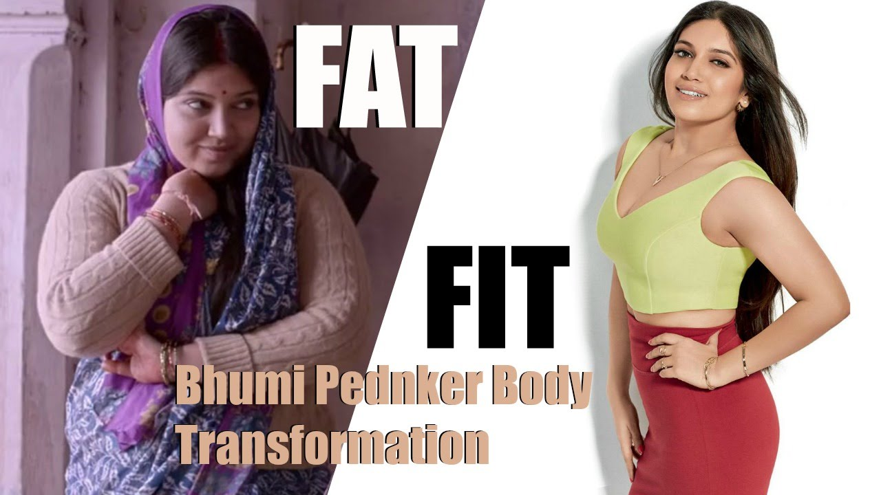 Download Bhumi Pednekar On Her FAT To SLIM Journey !!
